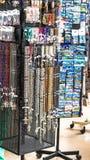 纪念品和礼品店在萨尔茨堡,奥地利 库存图片