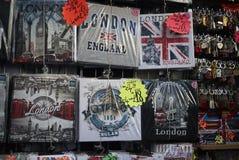 纪念品在伦敦 免版税库存照片