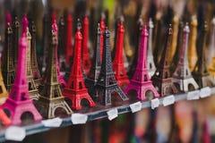 巴黎纪念品 免版税图库摄影