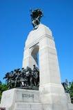 纪念国家渥太华战争 免版税库存图片