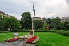 纪念坟墓1956反叛 库存图片