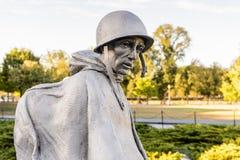 纪念的退役军人 免版税库存图片