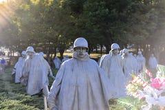 纪念的退役军人 图库摄影