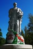纪念碑二战争世界 免版税库存照片