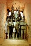 纪念碑共和国 库存照片