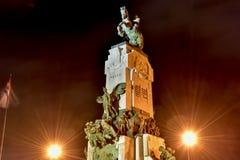 纪念碑向安东尼奥马塞奥-哈瓦那,古巴 图库摄影