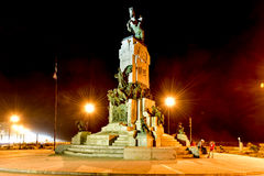 纪念碑向安东尼奥马塞奥-哈瓦那,古巴 库存照片