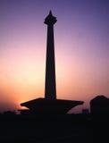 纪念碑国民 免版税库存照片