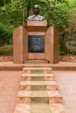 纪念碑圣雄甘地 免版税库存图片