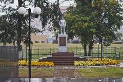 纪念碑在公园5662 库存照片