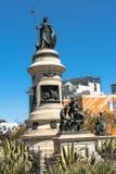 纪念碑在市中心,旧金山 免版税库存照片