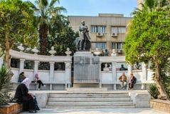 纪念碑在开罗博物馆的疆土在埃及 图库摄影