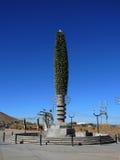 纪念碑在普诺,秘鲁 库存图片