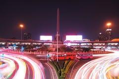 纪念碑在泰国 图库摄影