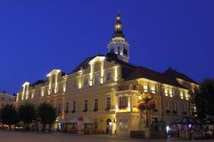 纪念碑在Swidnica 库存照片