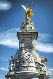 纪念碑在Trafalger广场伦敦英国 库存照片
