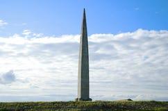 纪念碑塔林 图库摄影