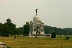 纪念碑宾夕法尼亚 免版税库存图片