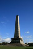 纪念碑惠灵顿 免版税库存图片
