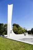 纪念碑波兰人地下状态和家庭军队 免版税库存照片