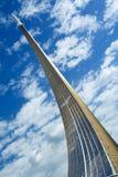 纪念碑火箭 免版税库存图片