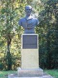 纪念碑纪念南北战争约翰B Sanborn 库存照片