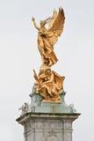 纪念碑维多利亚 免版税库存图片