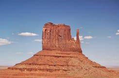 纪念碑美国谷 库存照片