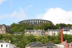 纪念碑苏格兰人 免版税库存照片