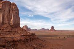 纪念碑谷国家公园 库存图片