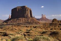 纪念碑谷那瓦伙族人部族公园 库存图片