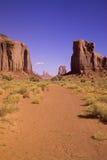 纪念碑谷那瓦伙族人部族公园 免版税库存照片