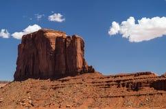 纪念碑谷那瓦伙族人部族公园 库存照片