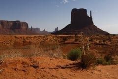 纪念碑谷,犹他,美国 免版税图库摄影