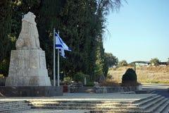 纪念碑 免版税图库摄影