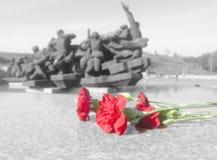 纪念碑 免版税库存图片