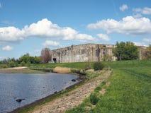 纪念Valentin水下工厂在布里曼 免版税库存图片