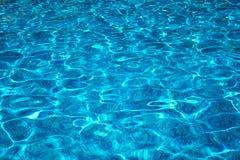 纯净的水池水 免版税图库摄影