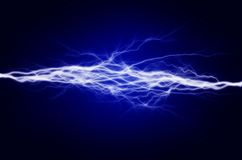 纯净的能量和电 图库摄影