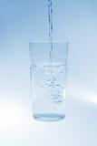 纯水 免版税库存照片