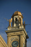 纯然的市政厅,俄亥俄 库存照片