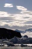 纯的南极洲 免版税库存照片