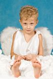 纯的天使 图库摄影