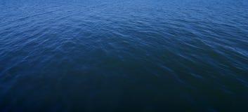 纯的海洋 免版税图库摄影