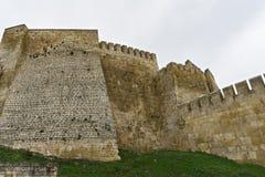 纳伦卡拉墙壁的片段 库存图片