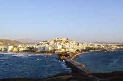 纳克索斯希腊人海岛 图库摄影