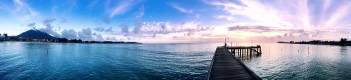 纳土纳群岛 免版税库存图片