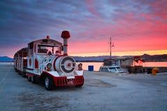纳夫普利翁港口,希腊 库存图片