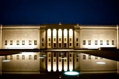 纳尔逊Atkins博物馆堪萨斯城 库存图片
