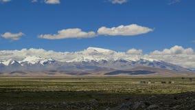 纳木那尼峰西藏,中国,印度 影视素材